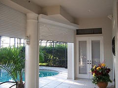Hurricane Shutter Installation - Rolldowns, Accordion, Storm Panels, Wind Screens